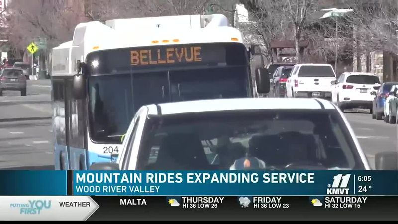 Mountain Rides in Blaine County is going to be expanding its service further south for riders...