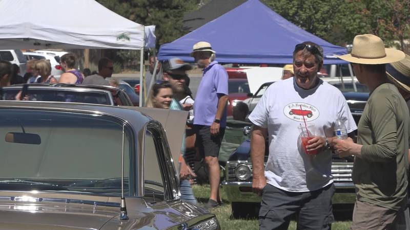 The Joe Mama's Car Show is returning to Jerome on Saturday.