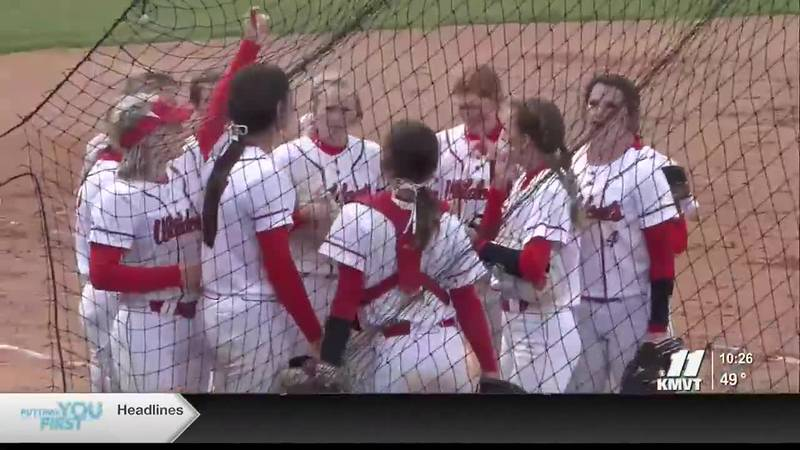 The Wildcats beat the Trojans 10-8, then 5-4 to win 3A championship