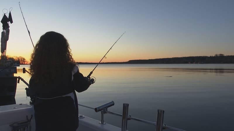 Free fishing day June 12