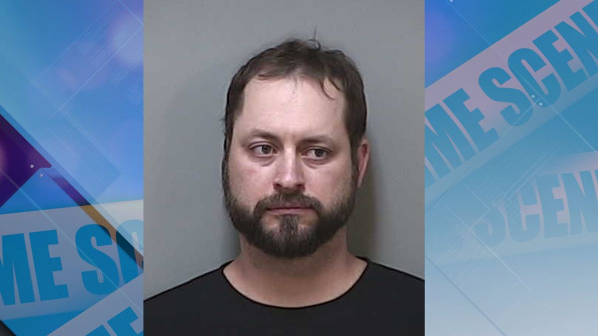 The Bellevue Marshal William Scaggs, 36, faces charges of marijuana delivery while he was reportedly on duty.
