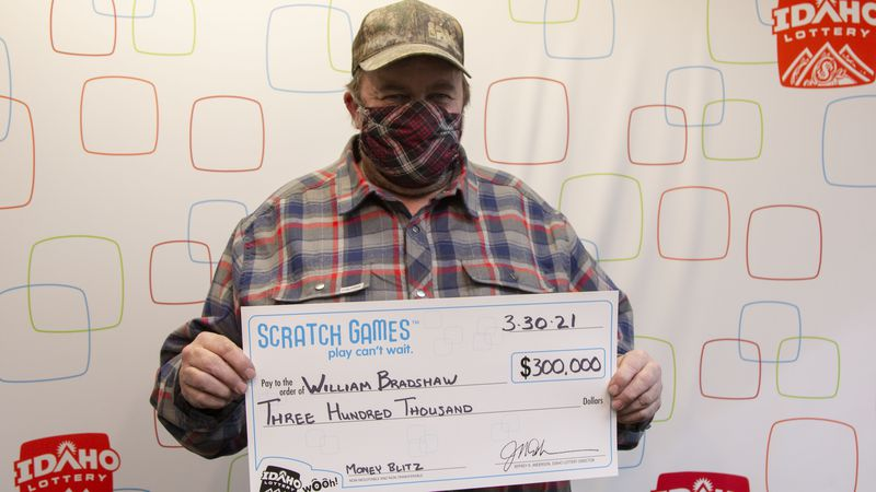 The Maverik off Highway 20 most recently sold a $300,000 winning ticket to William Bradshaw of...