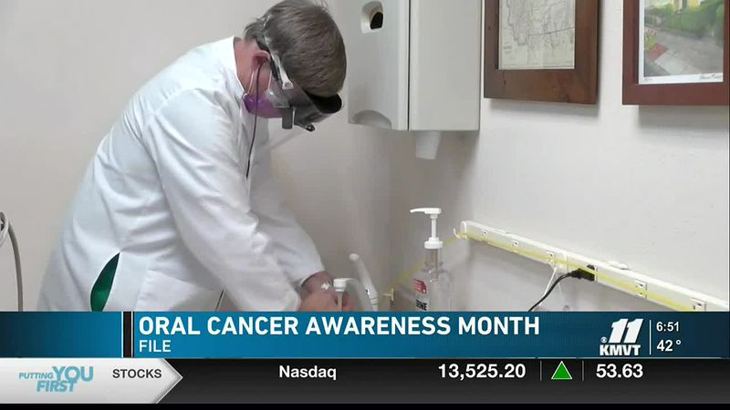 Whitewater Oral Surgery Group is getting ready for Oral Cancer Awareness month