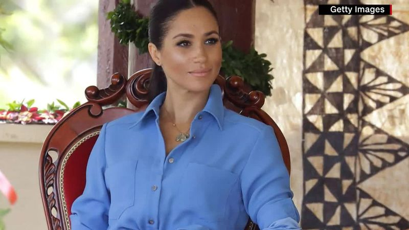 A spokesperson for the Sussexes dismissed the bullying report as a calculated smear campaign...