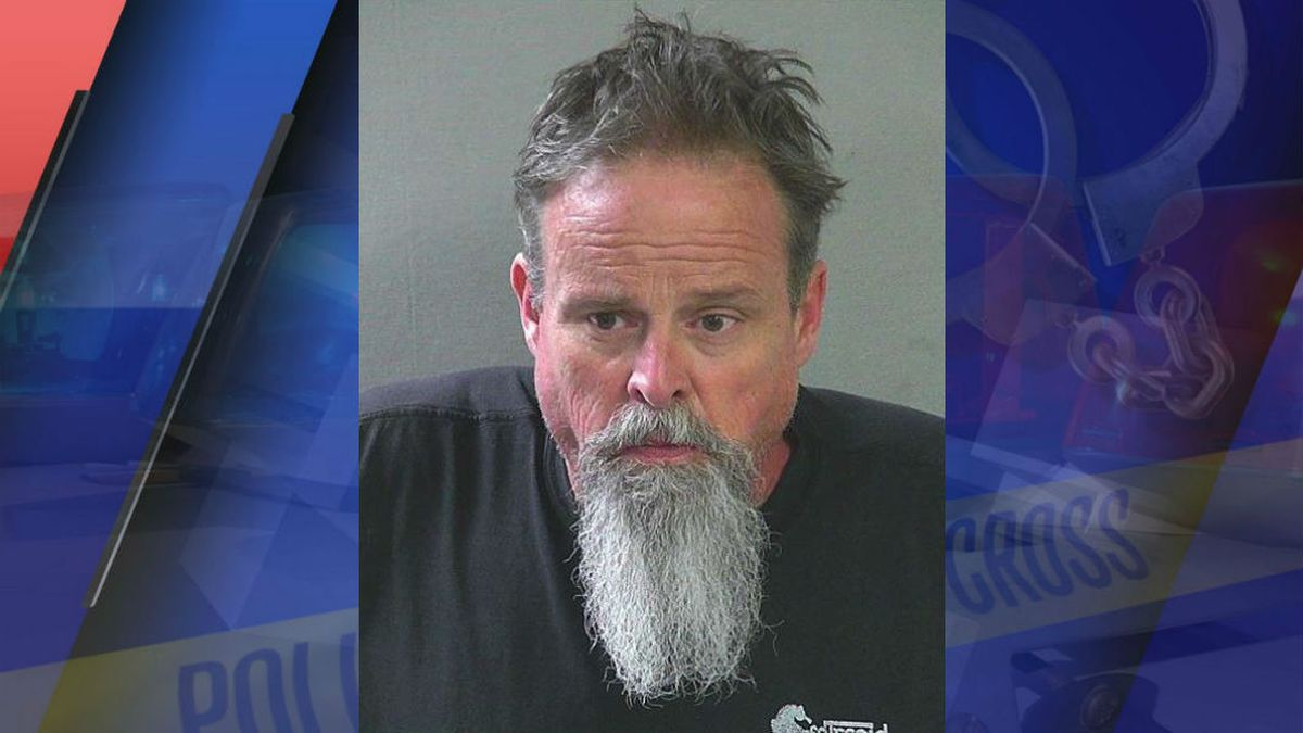 Image of Brian Leigh Dripps, courtesy Canyon County Jail.