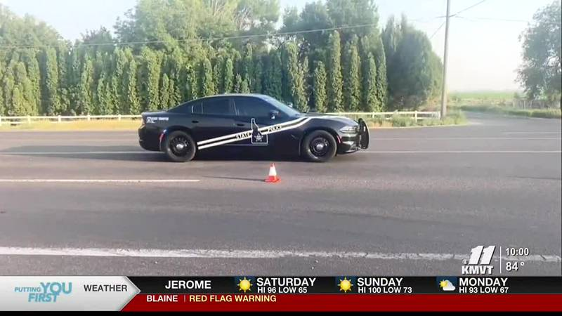 Idaho State Police is investigating an injury crash on Highway 30.