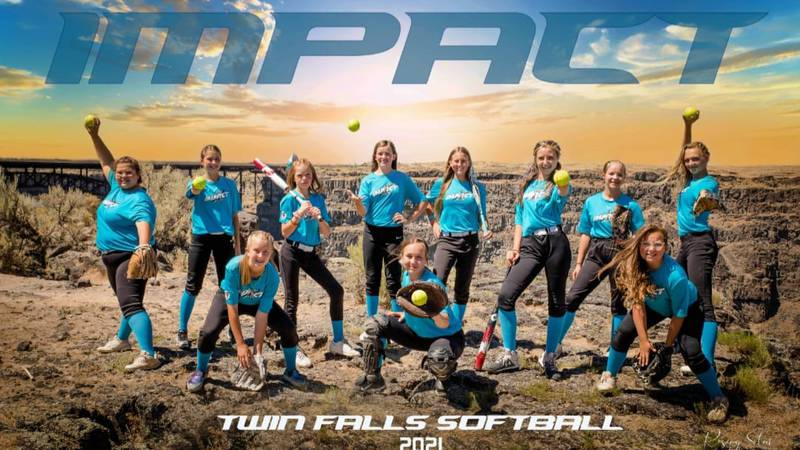 Impact is trying to fundraise for the 14U softball team.