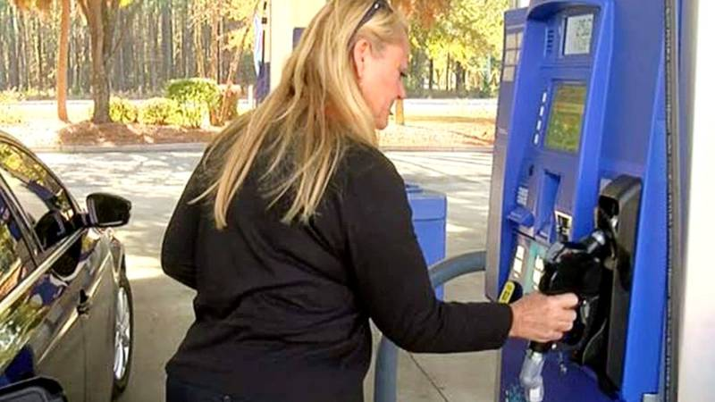 Drivers are feeling the increase in gas prices.