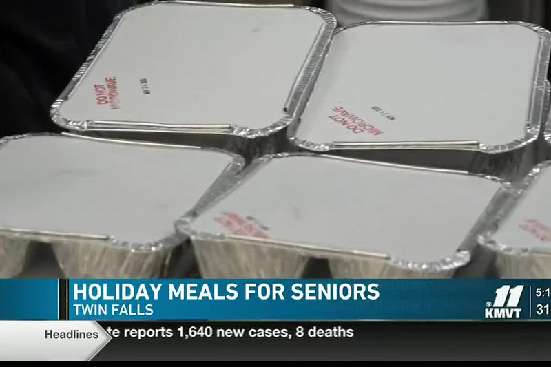 Program delivers seven days' worth of meals in three days.