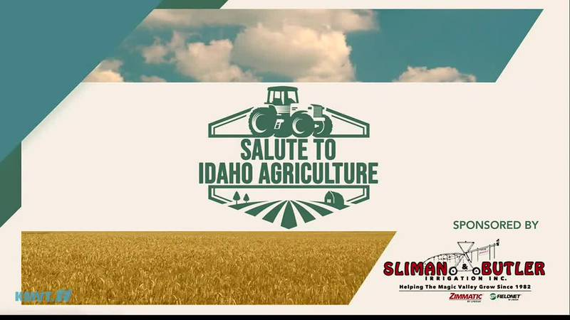 Salute to Idaho Agriculture begins with Sliman and Butler