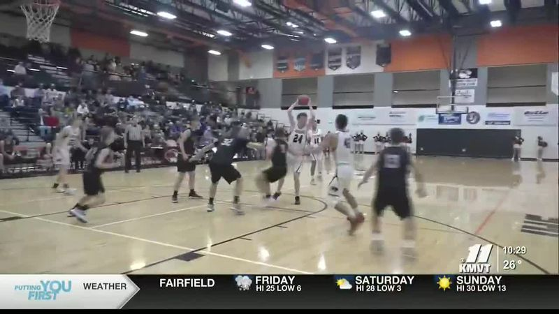 Three teams remain alive in the Great Basin Conference.