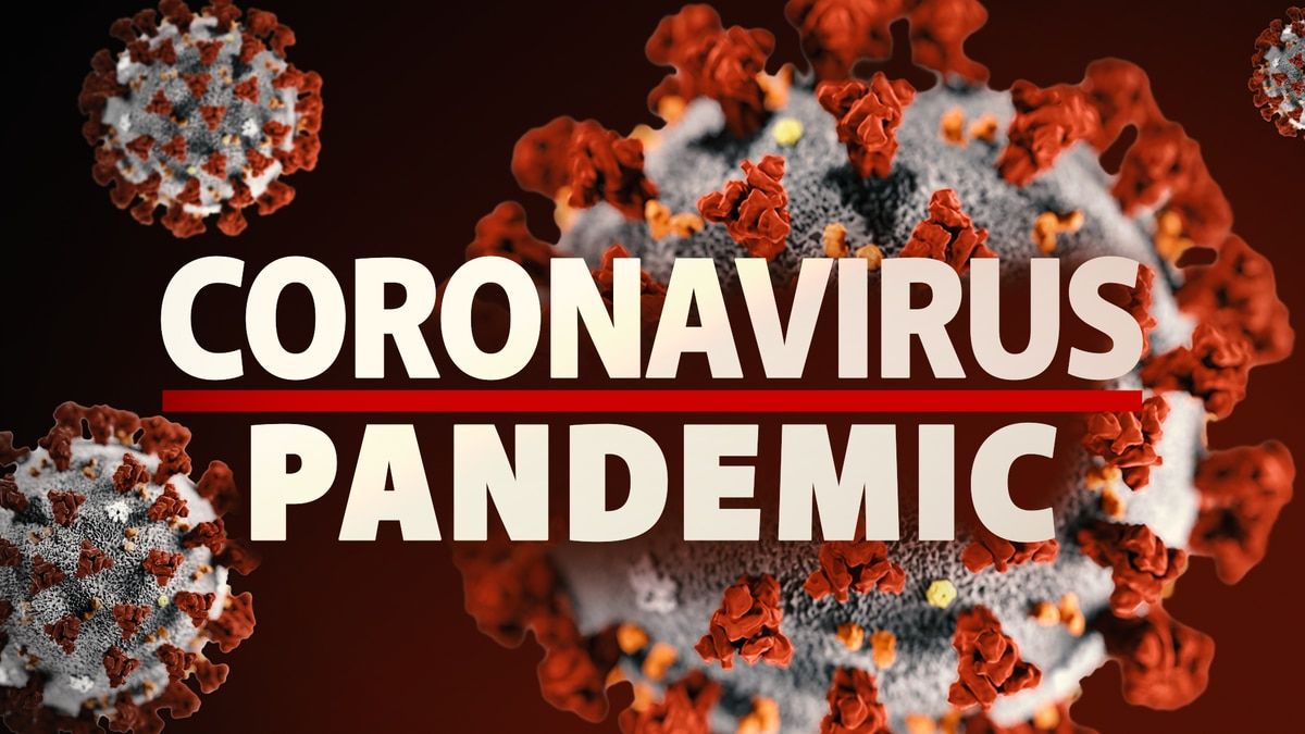 The novel coronavirus was labeled a pandemic by the World Health Organization on Wednesday.  (Source: Gray DC)