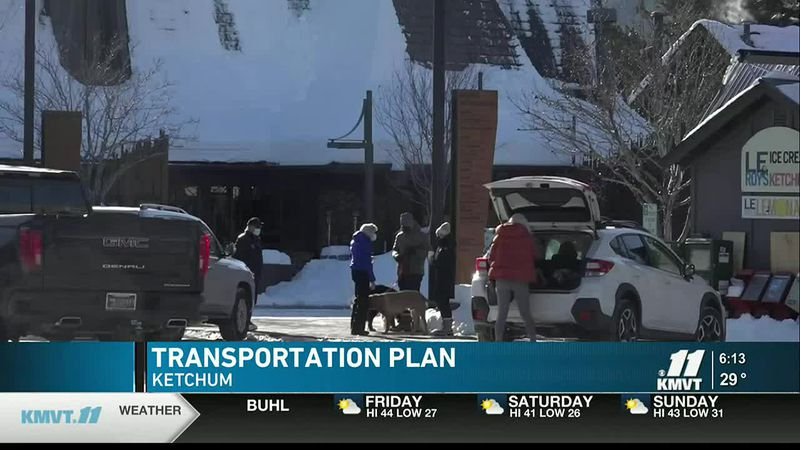 The city of Ketchum has been awarded a grant to improve the master transportation plan for the...