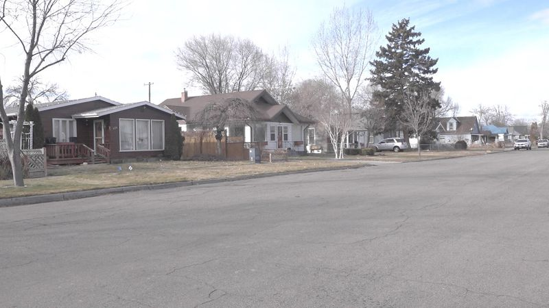 Houses are seen in this file photo (KMVT)