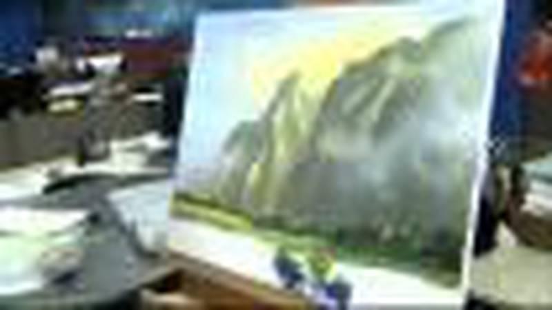 Thousand Springs Art Show