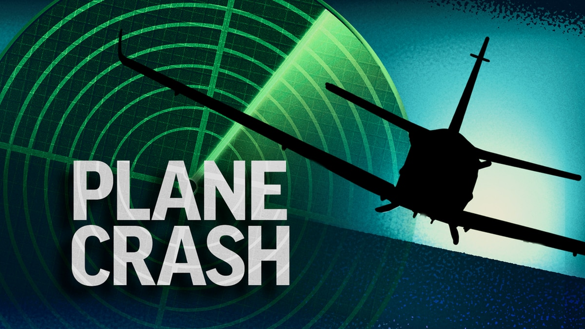 Authorities say a small private business jet crashed in mountainous terrain in the Warm Springs...