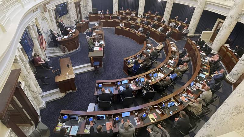 The Joint Committee on Federalism committee meets several times a year to address the balance...