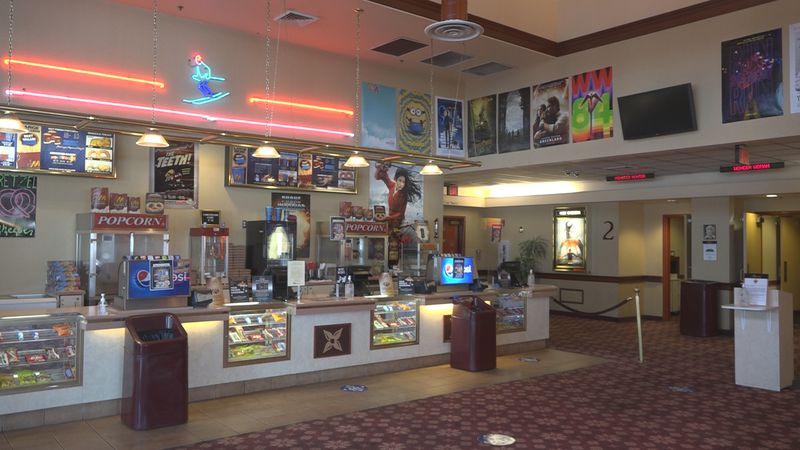 A Wood River movie theater, is hoping to make-up for a slow year, with new releases now...