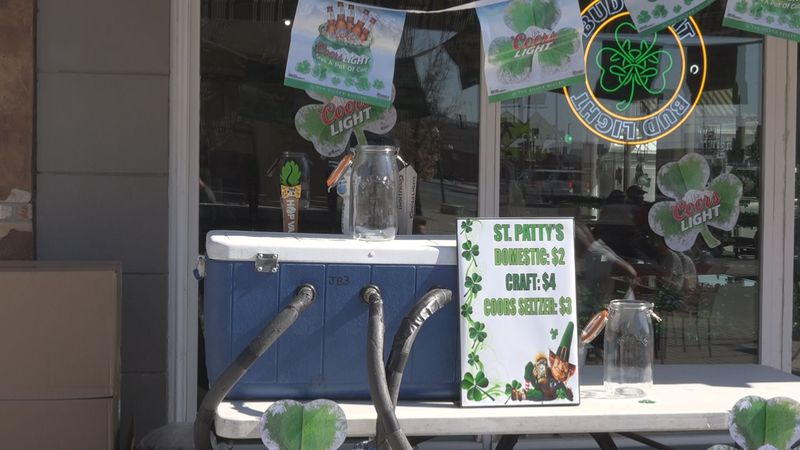 """Celebrating St. Patrick's day in Twin Falls a year later. """"For the rest of the year, we're just..."""
