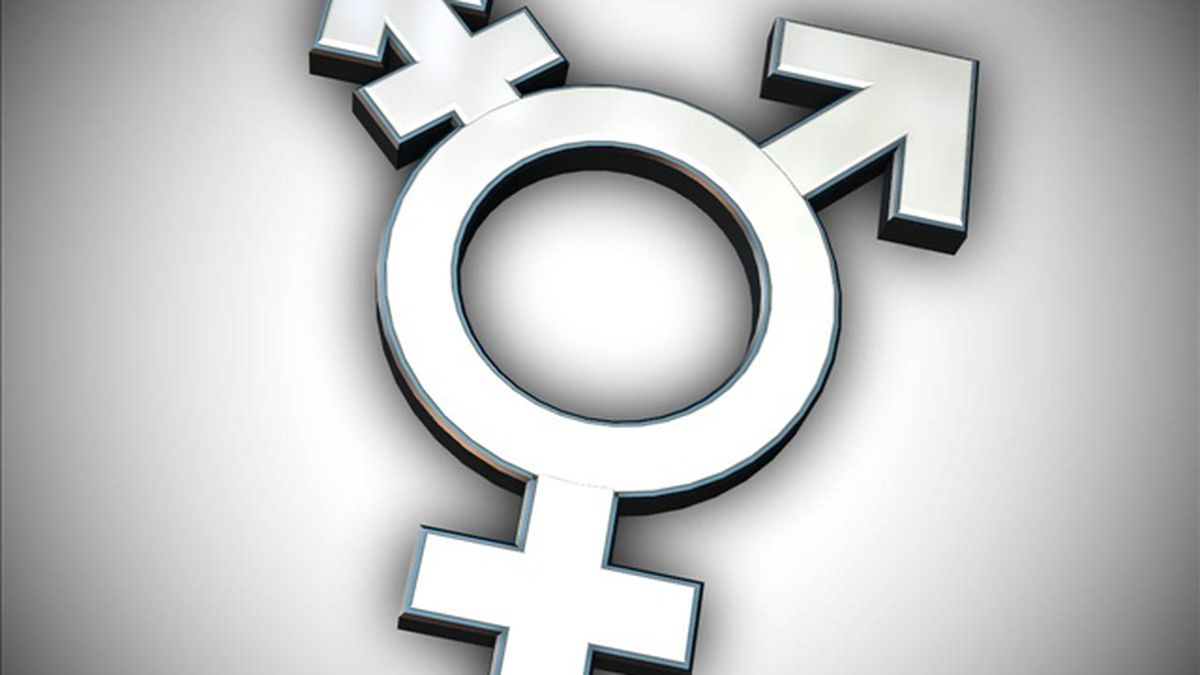 This is a common symbol found to represent the transgender population.