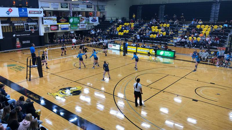 The Golden Eagles played the Eagles tough, but USU Eastern's top hitters proved to be too much.