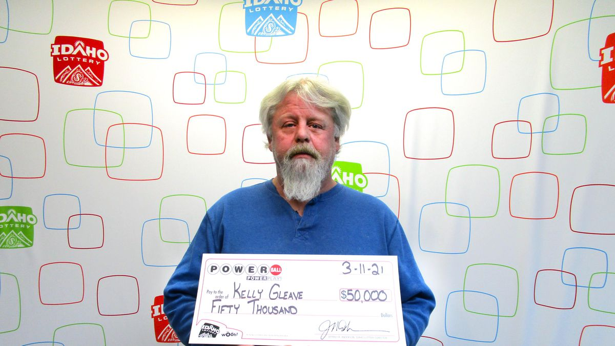 On Wednesday night, his bi-monthly commute to the Gem State paid off when his winning Powerball...