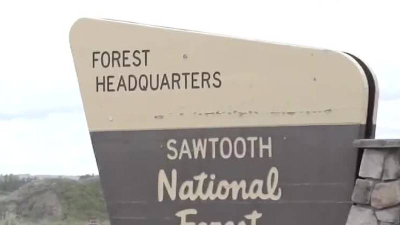 The Sawtooth National Forest has most recreation areas open