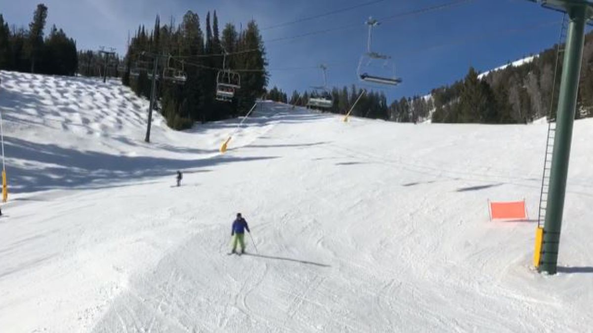 Sun Valley Resort is expanding part of their mountain for the next ski season, and they are offering tours of the new section of the mountain.