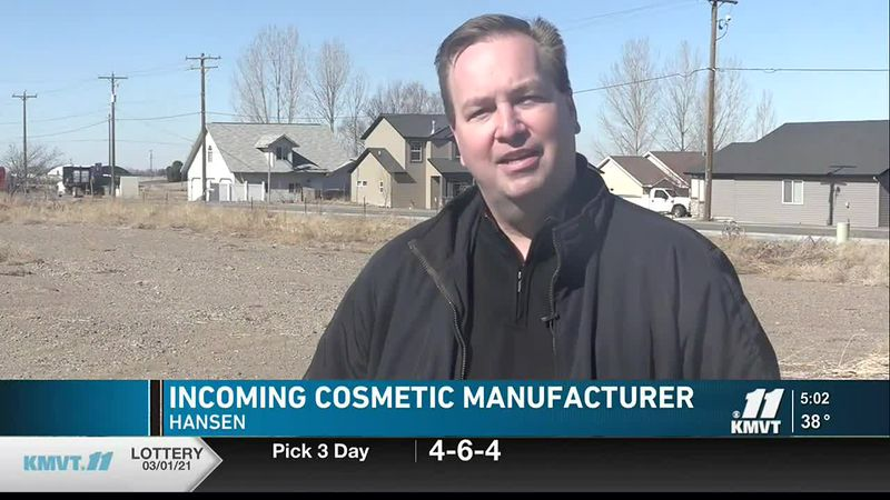 A cosmetic contract formulator and manufacturer announced Monday it will build a...