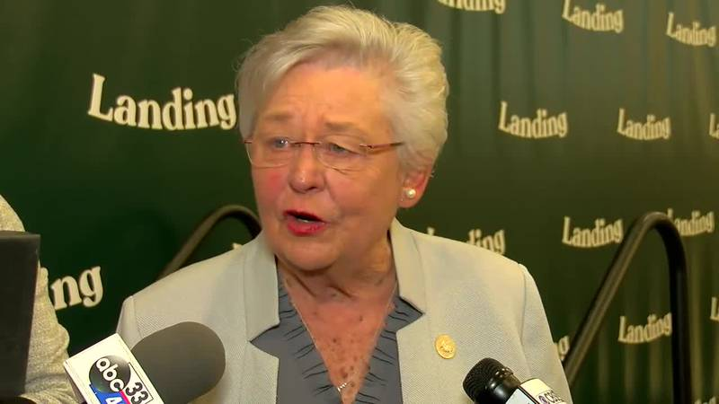 Gov. Ivey on COVID cases, the unvaccinated