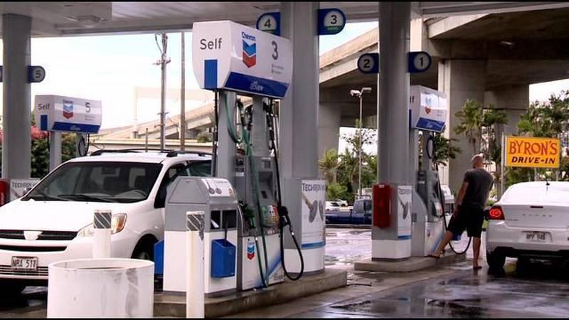 Gas prices stable for now, despite Hurricane Ida