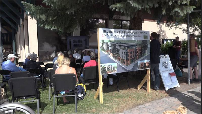 P&Z commission approves community housing project's application