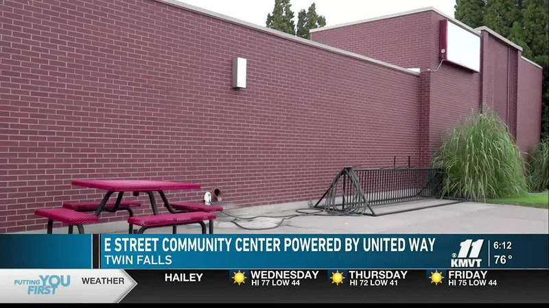 E Street Community Center partners up with United Way