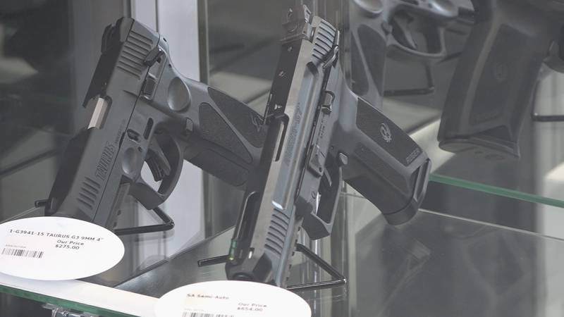 The city of Twin Falls will soon be home to a new gun shop.