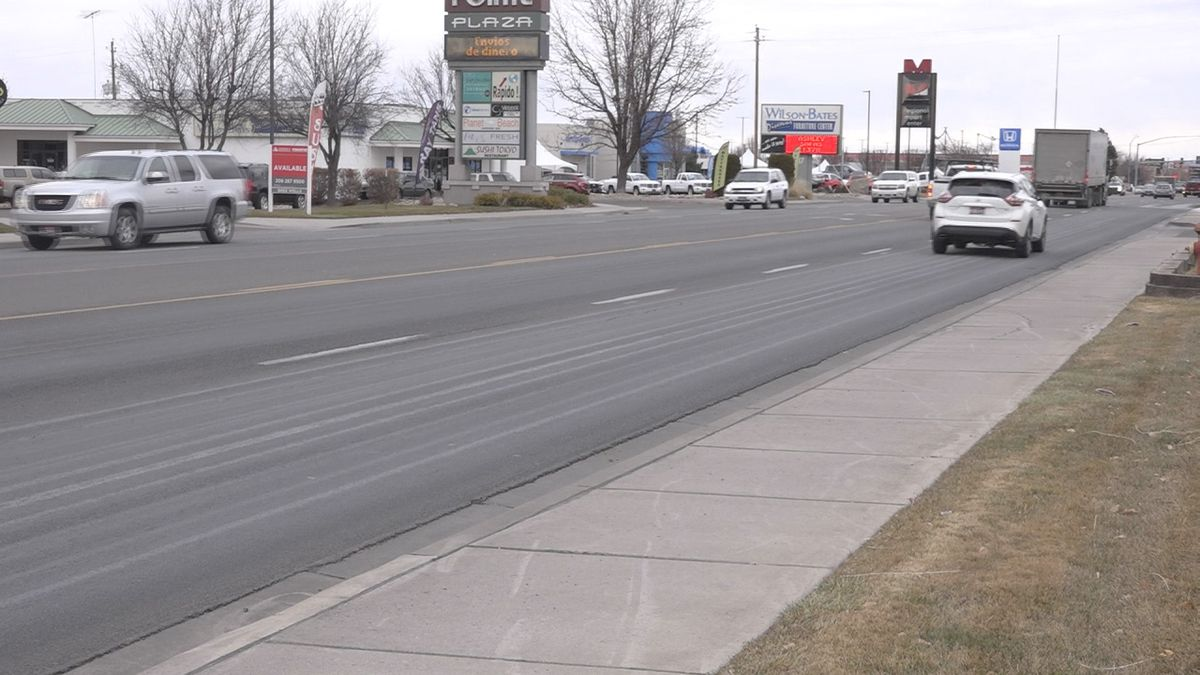 Snow removal crews typically take care of the main arterial first.