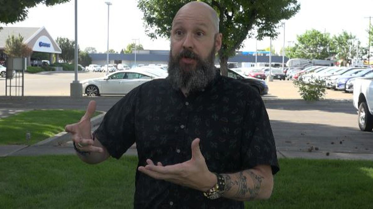 Jason Ramsey, a south-central Idaho medical marijuana advocate, tells KMVT why he supports the...