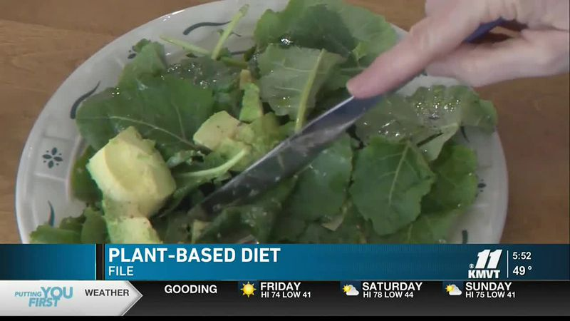 A nutritionist explains the benefits of plant-based diets