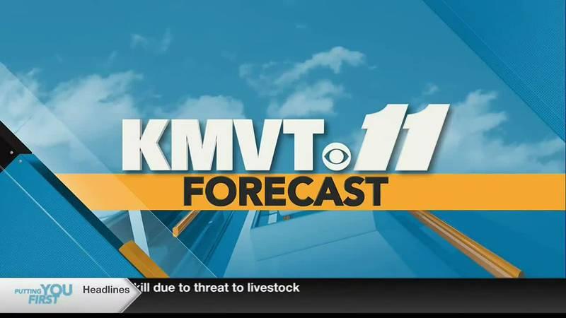 Southern Idaho Forecast