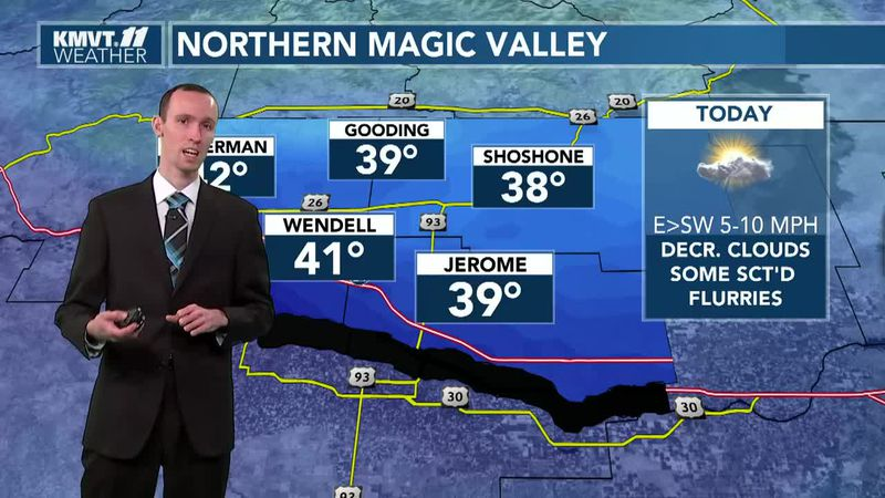Online Morning Weather 11-24-2020