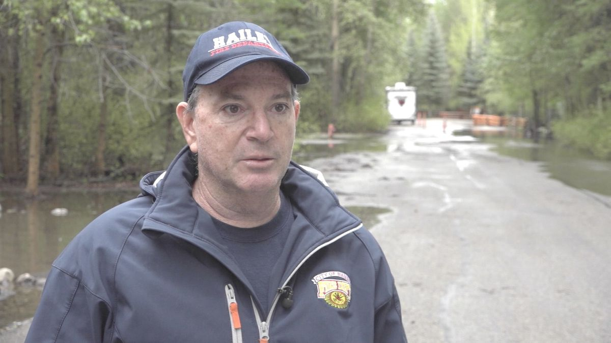 Hailey Fire Chief Craig Aberbach announces departure (KMVT/Jake Manuel Brasil)