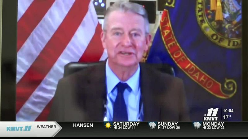KMVT sat down with Gov. Brad Little in an exclusive interview about the election process, the...