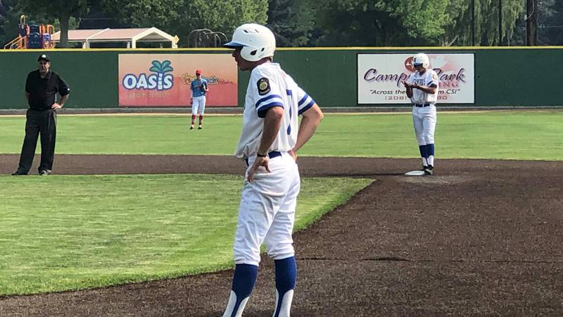 The Twin Falls Cowboys took second at the 2021 Idaho State AA American Legion Tournament.