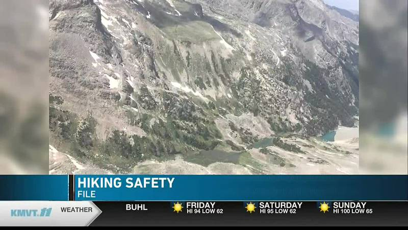 The Magic Valley Paramedics say the key to a safe hike is being prepared