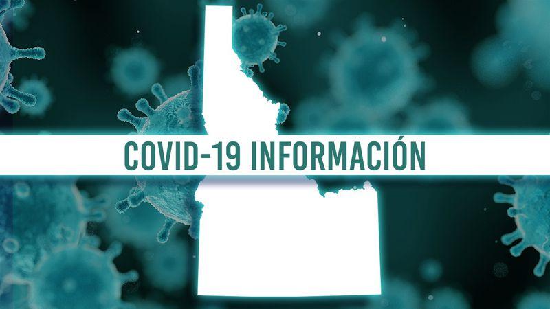 Dónde puede recibir la vacuna y cómo programar una cita, casos actualizados en Idaho y cuántas...
