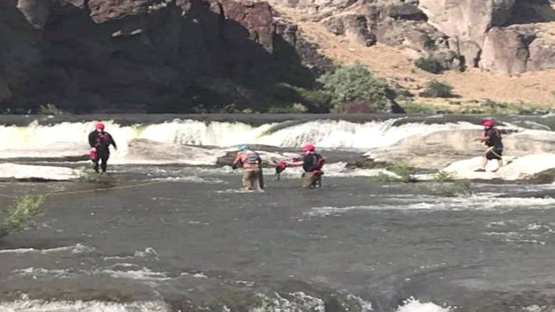 Image courtesy Twin Falls County Sheriff's Office