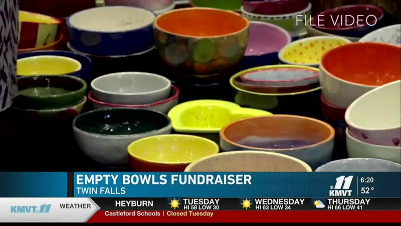 South Central Community Action Partnership is holding their 12th annual empty bowls fundraiser...