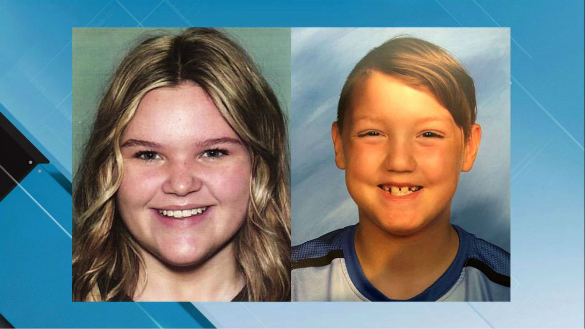 Police in Idaho say they've made no progress despite receiving hundreds of tips about two missing children whose parents aren't cooperating with authorities. Tylee Ryan and Joshua Vallow were last seen in September (Source: National Center for Missing and Exploited Children)