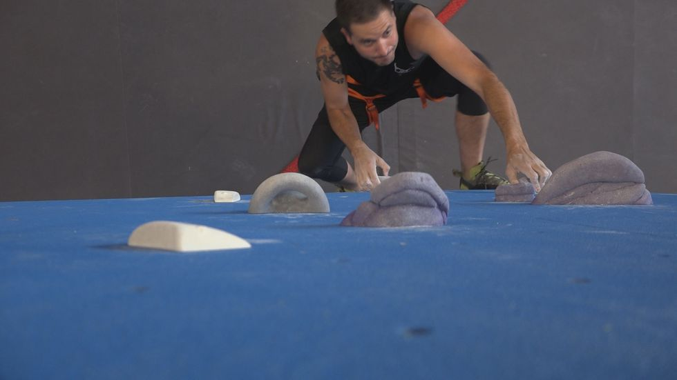 Jesse Clark is an instructor at Gemstone Climbing. In July, Clark contacted KMVT regarding Campbell's research.