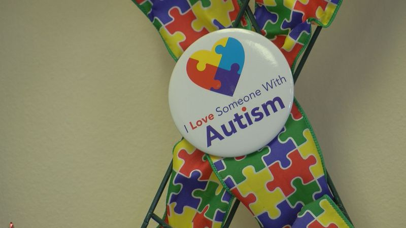 According to the Autism Society, autism affects 1 in 54 children.