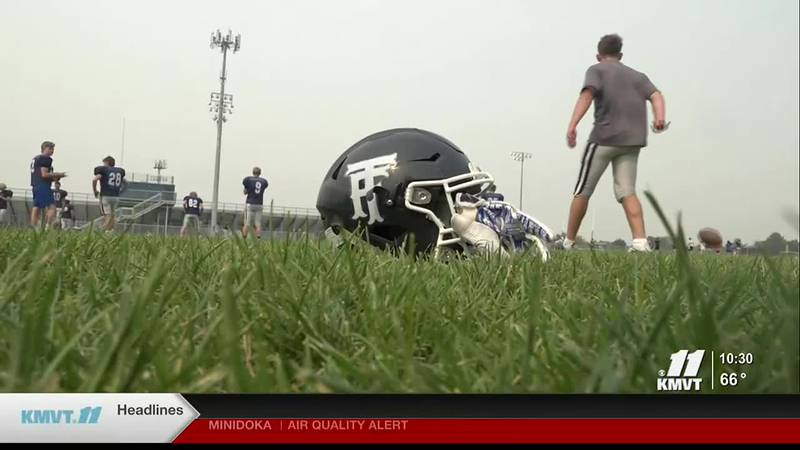 Twin Falls moves to 5-1 after a 41-0 shutout victory over visiting Wood River.